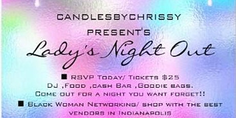 CandlesByChrissy Presents: tickets