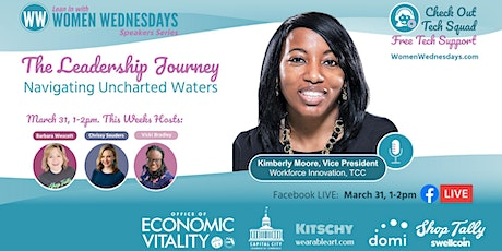 The Leadership Journey, Navigating Unchartered Waters tickets