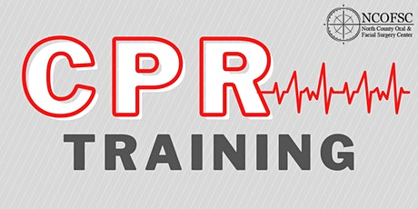 CPR Certification  Class tickets