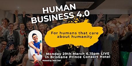 HUMAN BUSINESS 4.0 tickets