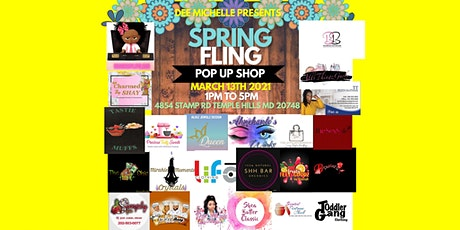 The Spring Fling Pop Up Shop tickets