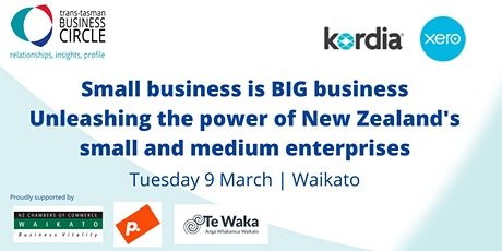 NZ Regional Roadshow - Waikato tickets