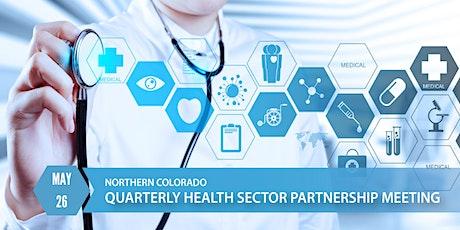 NoCo Health Sector Quarterly All Partnership Meeting - Q2 2021 Tickets