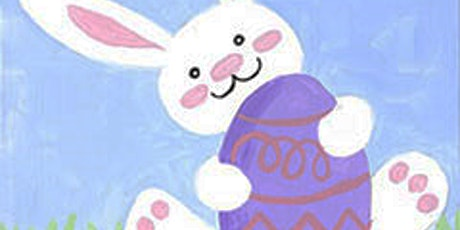 Online Easter Bunny Painting.  All ages are welcome. tickets