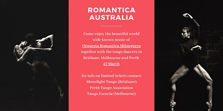 Romantica Australia (Brisbane) tickets