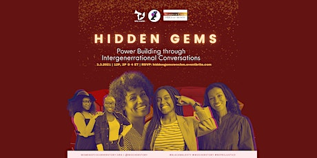 Hidden Gems: Power-Building through Intergenerational Converations tickets