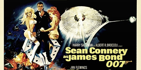 James Bond Drive-in Cinema - Diamonds Are Forever tickets