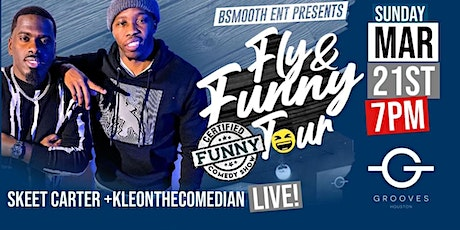 HTX Certified Funny Comedy Show Fly & Funny Comedy Tour tickets