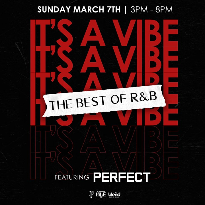 IT's A ViBE Sundays feat. PERFECT image