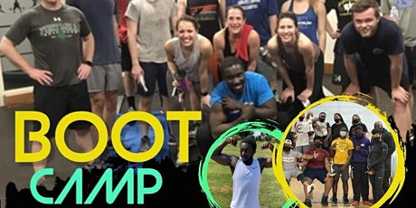 Transformation Fitness: BOOT CAMP tickets