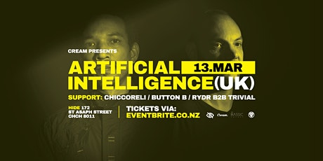 Artificial Intelligence (UK) - CHCH tickets