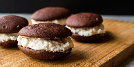 FREE Cooking Class: Chocolate Whoopie Pies + Peanut Butter Frosting tickets