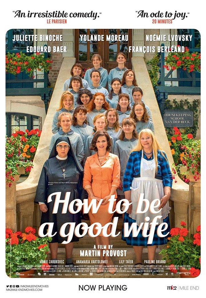 How to be a Good Wife image