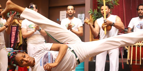 Capoeira Fitness with instructor Alessandra Azevedo tickets