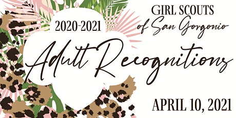 2021 Adult Recogntions Drive Through Ceremony tickets