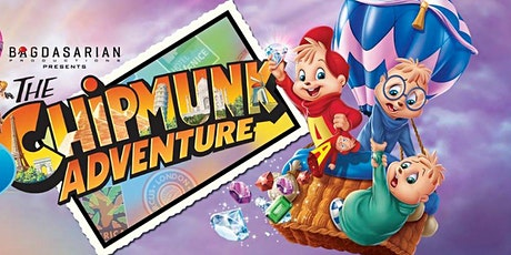 Spoons Toons Movie Night: The Chipmunk Adventure (1987) tickets
