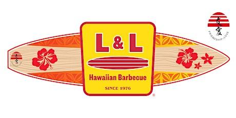 Yu-Ai Kai L&L Kalua Pork Plate Fundraiser tickets