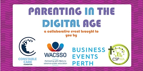 Parenting in the Digital Age tickets