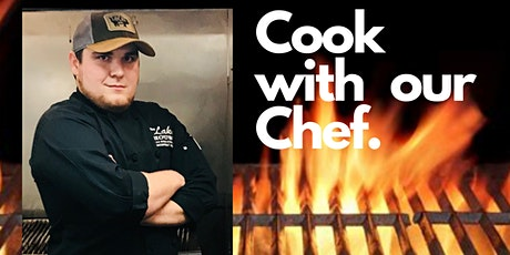 Cooking with chef Asakevich tickets