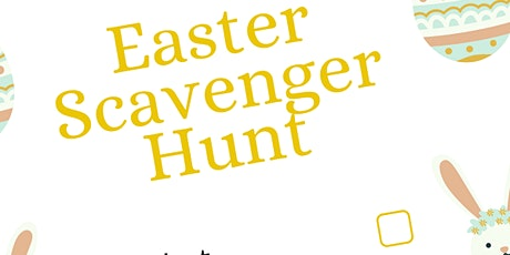 Peninsula's Biggest Easter Scavenger Hunt tickets
