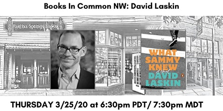 Books in Common NW: David Laskin tickets