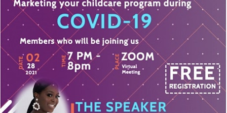 Marketing your childcare program during COVID-19 tickets