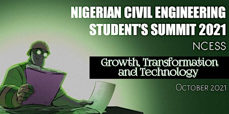 NIGERIAN CIVIL ENGINEERING STUDENT'S(NCESS) SUMMIT tickets