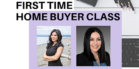 First Time Home Buyer Class (Virtual Class!) tickets