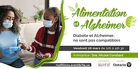 Diabète et Alzheimer, ne sont pas compatibles billets