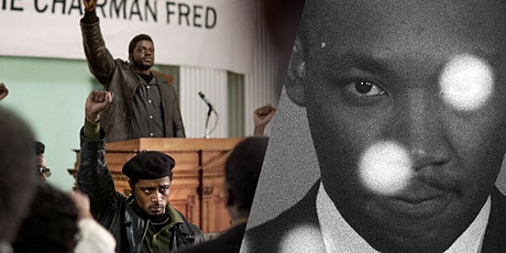 Queens Drive-In: Judas and the Black Messiah + MLK/FBI tickets
