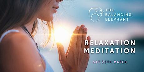 Immersive Meditation Experience tickets