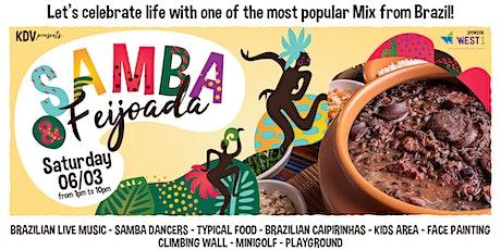 SAMBA & FEIJOADA - BRAZILIAN FOLKLORE FEST tickets