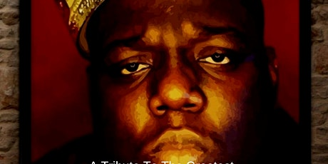 Biggie (Notorious B.I.G)Paint and Sip tickets