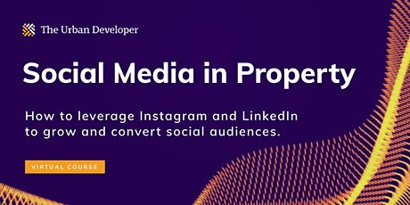 Social Media for Property tickets