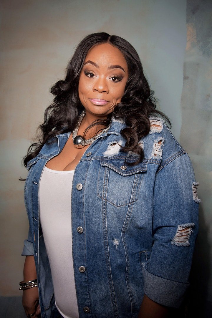 Ms. Pat (Comedian from BET, Comedy Central, Netflix, Joe Rogan) at Club 337 image
