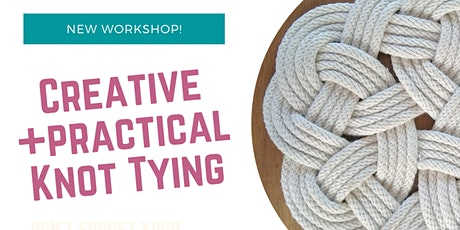 Creative & Practical Knot Tying  with Martin Wale tickets