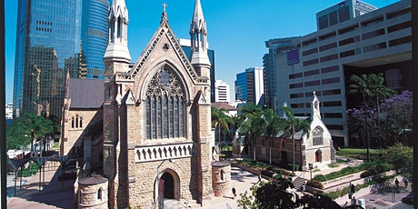 SUNDAY 21/03/21, 8.00AM MASS - CATHEDRAL OF ST STEPHEN tickets