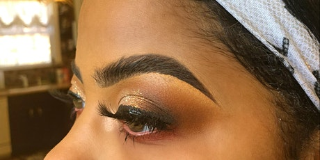 Soap Brows + Cut Crease Eyeshadow tickets