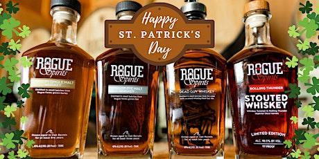 St. Patrick's Day Whiskey Tasting tickets