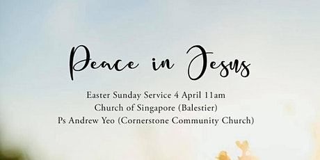 Easter Celebration - Peace in Jesus tickets