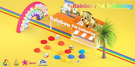 Rainbow pets gathering tickets