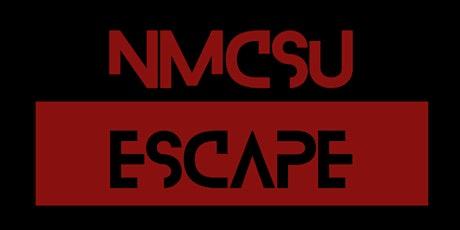NMCSU Escape Room tickets