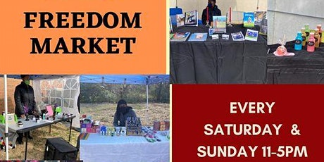 Shop Weekends at The Freedom Market in Charlotte tickets