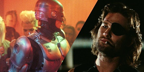 Queens Drive-In: Escape from New York + RoboCop tickets