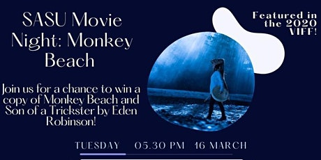 SASU Movie Night: Monkey Beach tickets