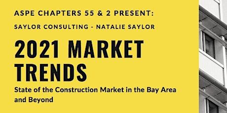 2021 Construction Market Trends tickets