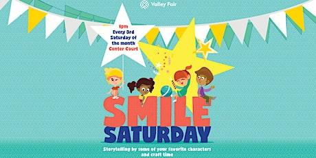 Smile Saturday tickets