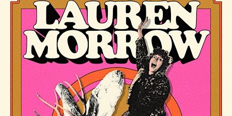 An Evening with Lauren Morrow tickets