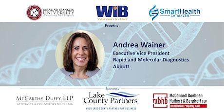 BioPathways + Women In Bio: The Impact of COVID on Abbott's Innovation tickets