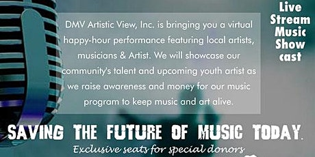 DMV Artistic View presents Artistic Vibez tickets